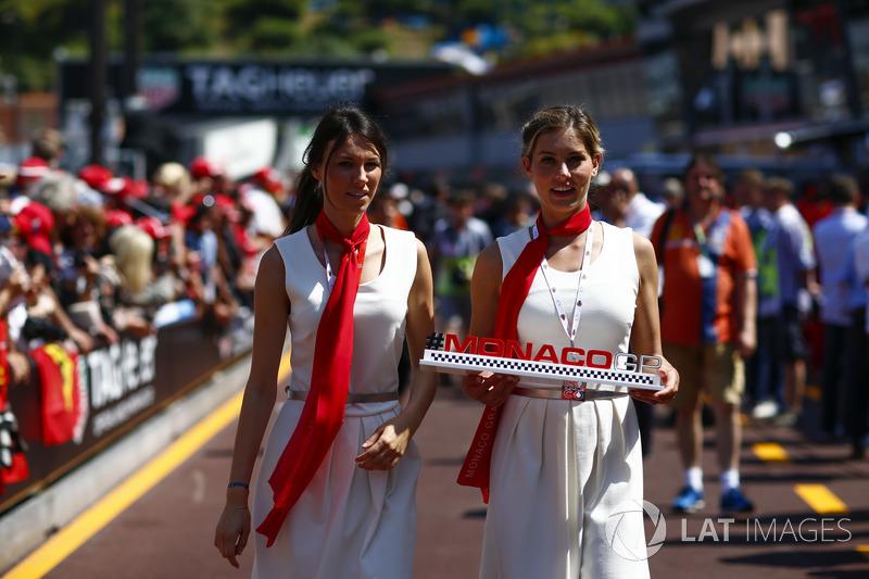 Monaco Grand Prix, modelle