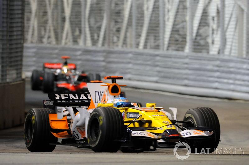 2008: Фернандо Алонсо, Renault R28