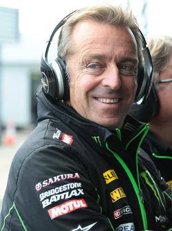 Hervé Poncharal, Tech 3 Yamaha Team Principal
