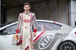 Alex Fontana, Kia K3, Kia Racing Team