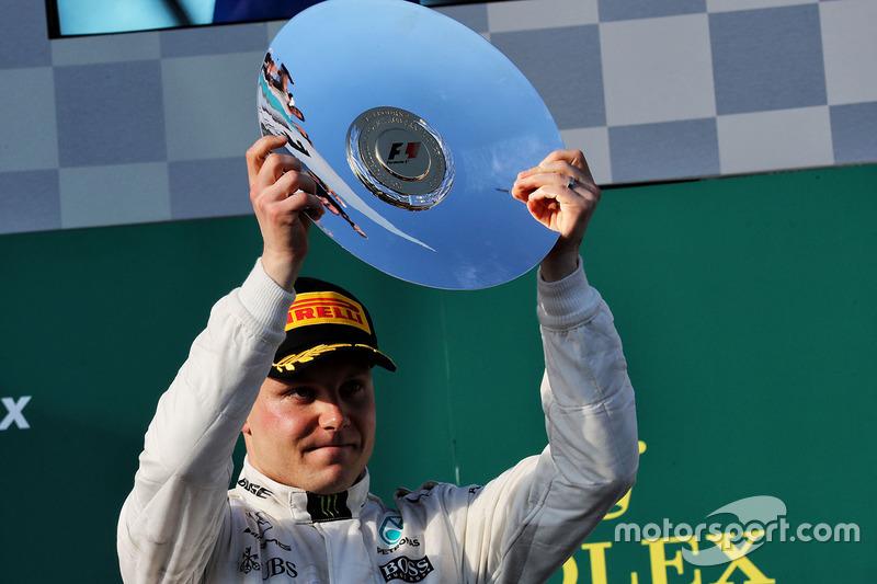 3e : Valtteri Bottas (Mercedes)
