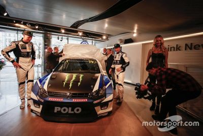 Präsentation: PSRX Volkswagen Schweden