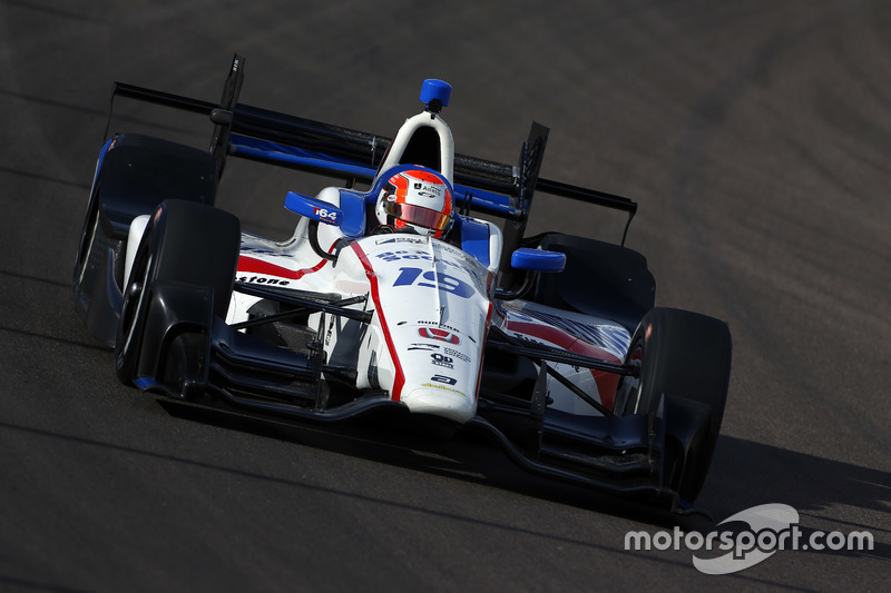 19. Ед Джонс, Dale Coyne Racing Honda