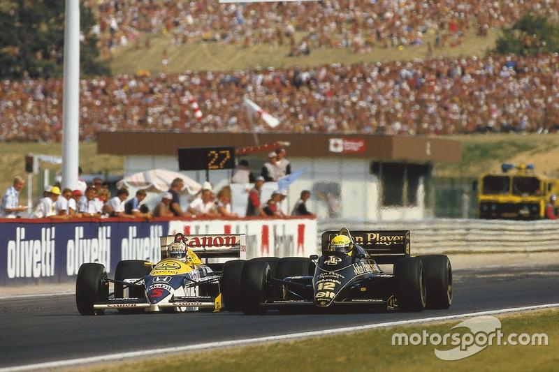 1986: Lotus 98T / Renault EF15B