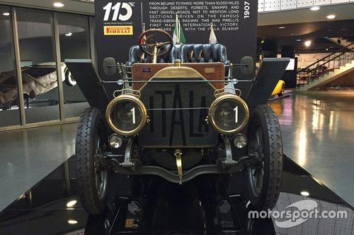 Presentación Pirelli Motorsport