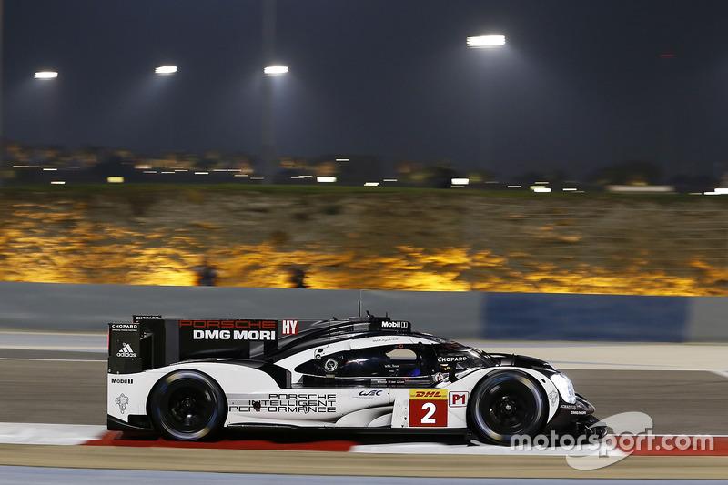 WEC: Porsche Team, Porsche 919 Hybrid