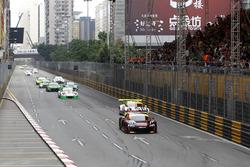 Arrancada, Laurens Vanthoor, Audi Sport Team WRT Audi R8 LMS líder
