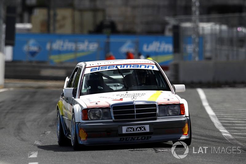 Томас Векерле, Mercedes 190 Evo1 DTC