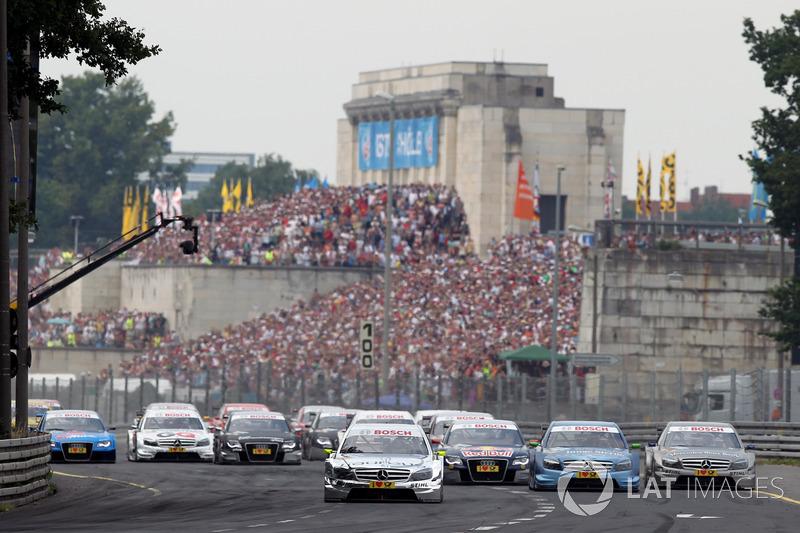 Ralf Schumacher, Laureus AMG Mercedes C-Klasse, Jamie Green, Junge Sterne AMG Mercedes C-Klasse, Bru