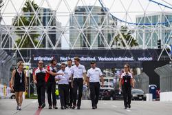Trackwalk: Porsche Team
