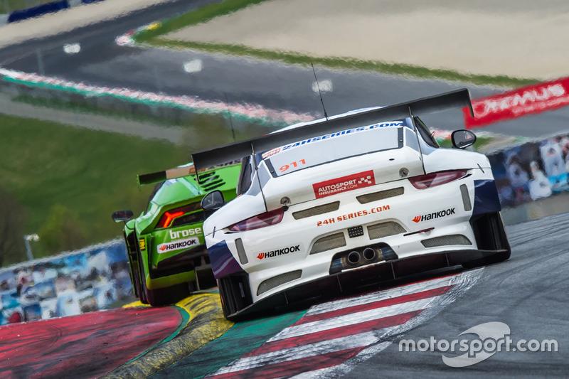 #911 Herberth Motorsport Porsche 991 GT3 R: Daniel Allemann, Robert Renauer, Alfred Renauer