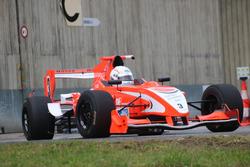 Jean-Marc Salomon, Tatuus-Honda FM, Ecurie des Ordons, 2. Training