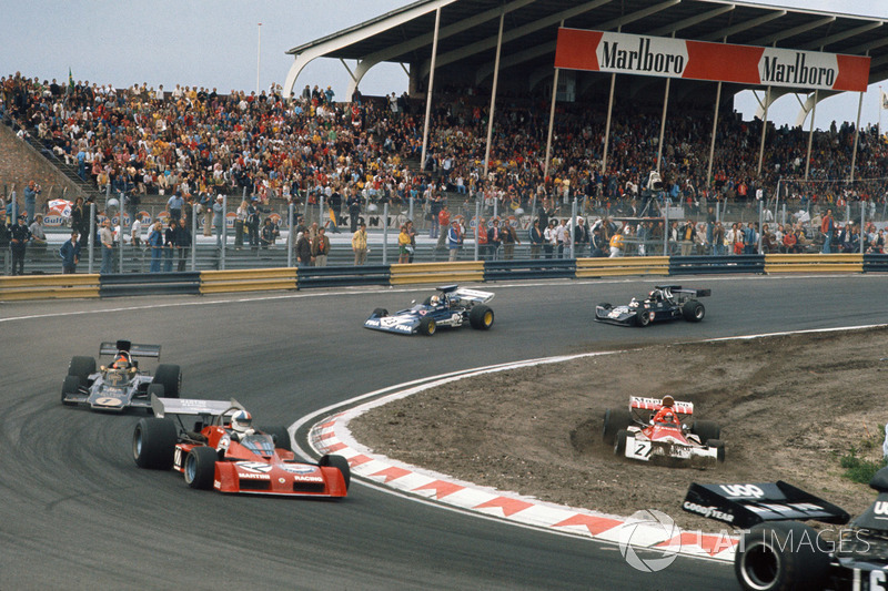 Нікі Лауда, BRM P160E, Кріс Амон, Tecno PA123B, Емерсон Фіттіпальді, Lotus 72E Ford, Майк Хейлвуд, S