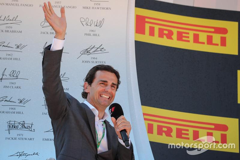 "Педро де ла Роса–<img src=""https://cdn-9.motorsport.com/static/img/cfp/0/0/0/100/199/s3/spain-2.jpg"" alt="""" width=""20"" height=""12"" />«Барселона»"