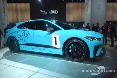 Presentación Jaguar I-PACE eTROPHY
