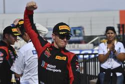 Third place Patrick Long, Wright Motorsports