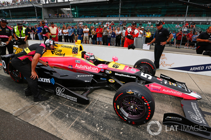 50. Джек Харві, Michael Shank/Andretti Honda