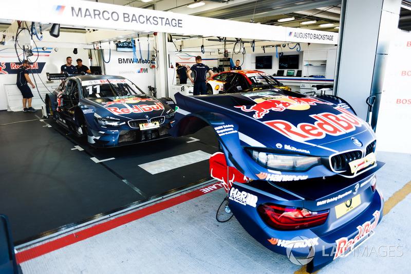 Машина Марко Віттмана, BMW Team RMG, BMW M4 DTM