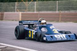 Jody Scheckter, Tyrrell P34-Ford