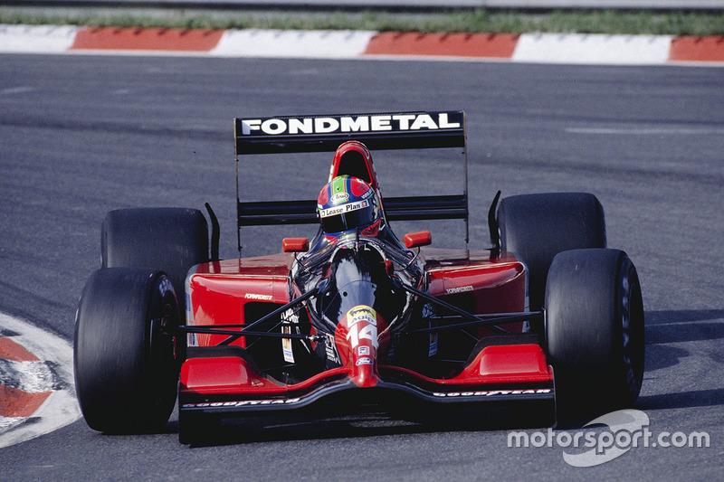 Fondmetal GR02 1992 року