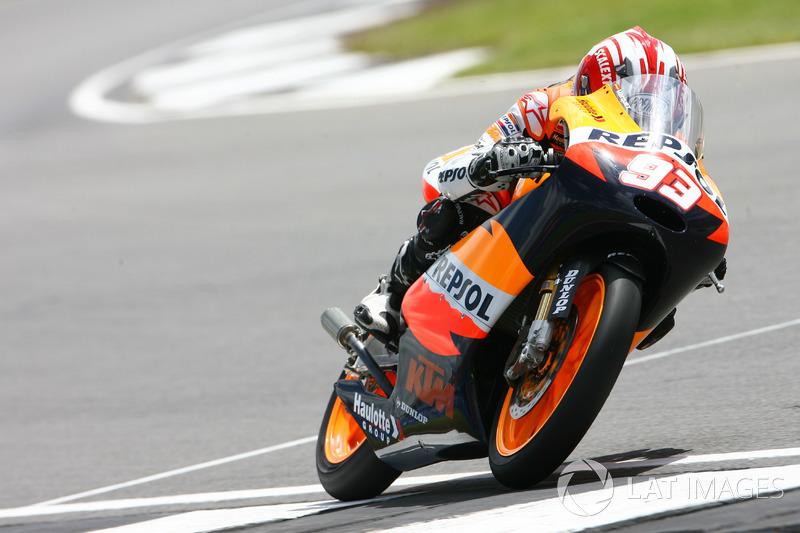 2008 - KTM (125cc)