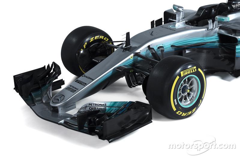 Mercedes F1 W08
