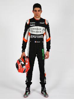 Esteban Ocon, Sahara Force India F1 Team