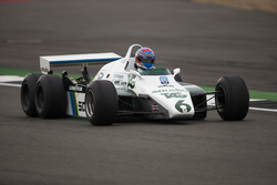 Пол ди Реста, Williams FW08B Cosworth