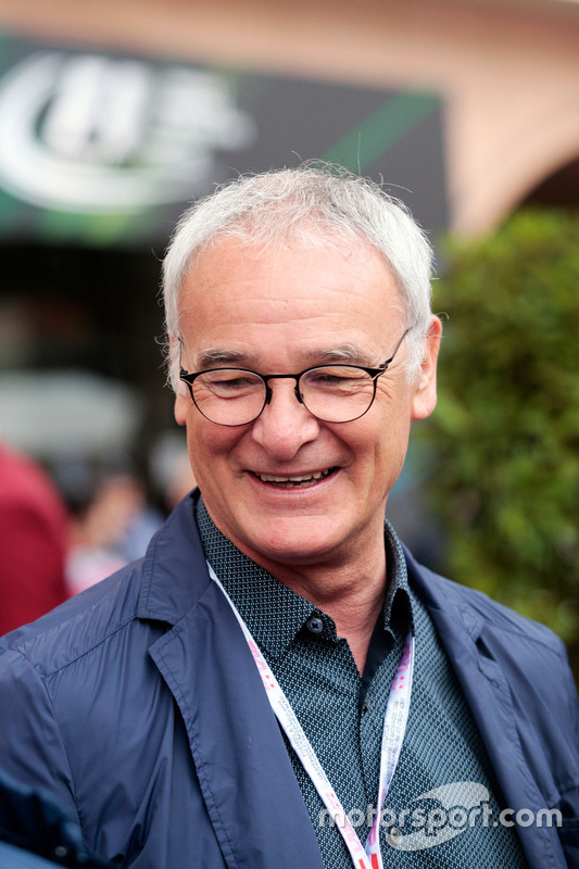 Claudio Ranieri, Leicester City Manager