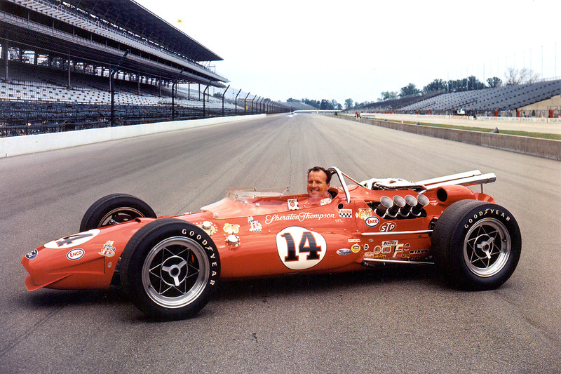 1967 - A.J. Foyt, Coyote/Ford