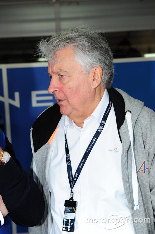 Bernard Ollivier, Alpine CEO