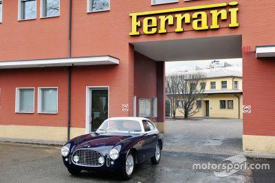 Restauration d'une Ferrari 255E