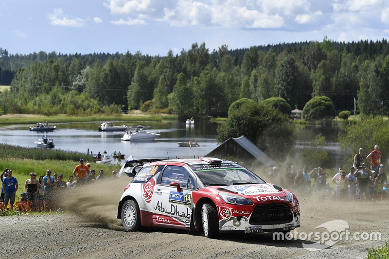 Khalid Al-Qassimi, Chris Patterson, Citroën World Rally Team