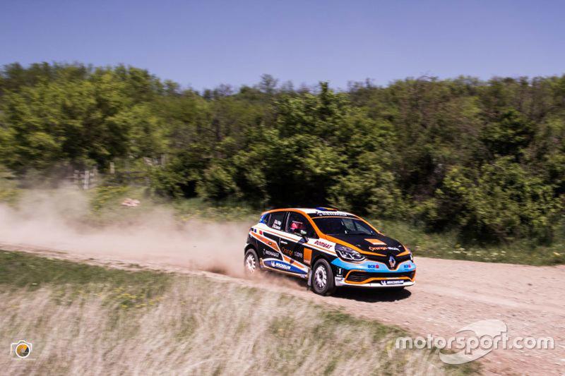 Alex Filip, Renault Clio R3T