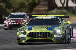 #27 SPS automotive-performance Mercedes AMG GT3: Valentin Pierburg, Lance-David Arnold, Alex Muller,