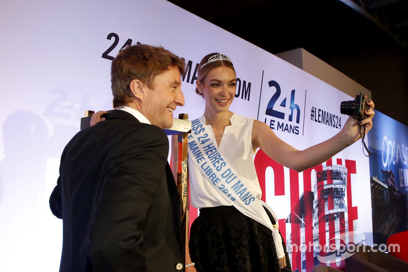 Прес-конференція ACO: місс Ле-Ман-2016