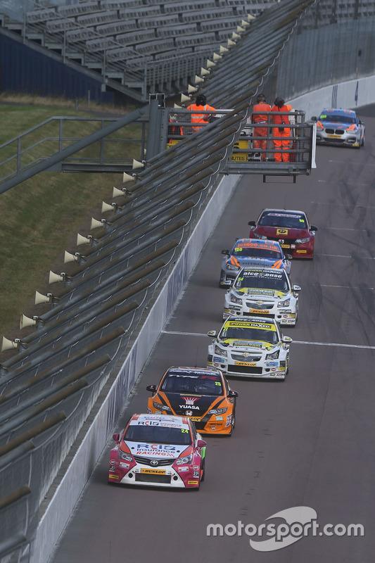 Jake Hill, RCIB Insurance Racing