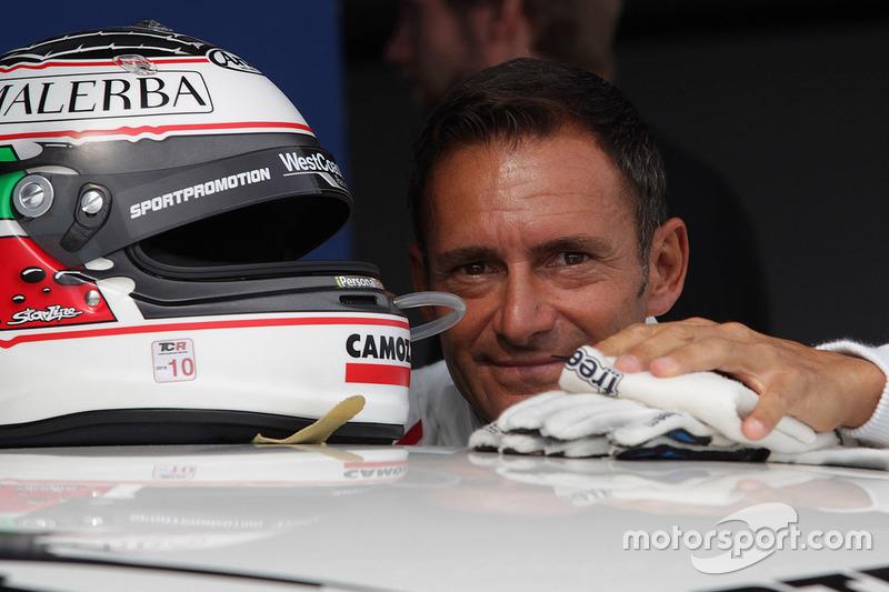 Gianni Morbidelli, West Coast Racing, Honda Civic TCR