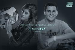 Vittoria Piria, Stefan Wilson, Electric GT Championship