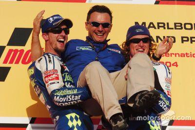 Празднование 20-летия Gresini Racing