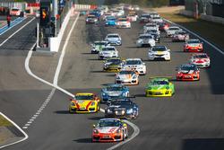 Marc Hennerici, Moritz Oberheim, Porsche Cayman GT4 Clubsport