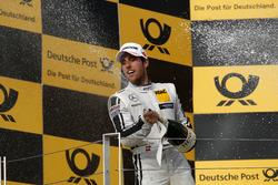 Podium: third place Daniel Juncadella, Mercedes-AMG Team HWA, Mercedes-AMG C63 DTM