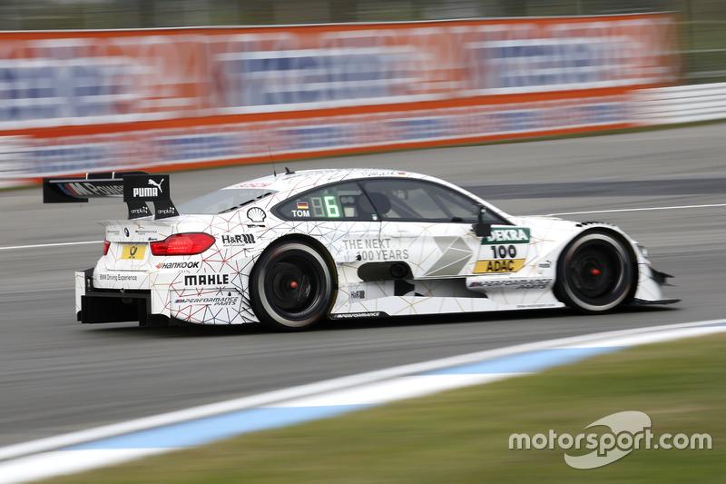 20. Martin Tomczyk, BMW Team Schnitzer, BMW M4 DTM