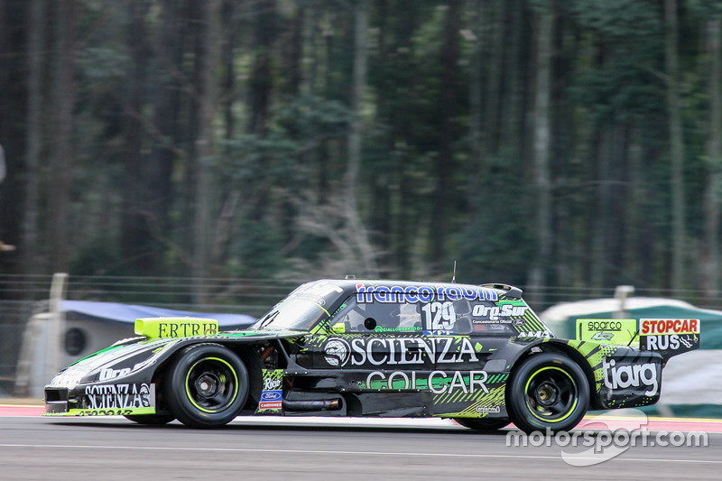 Mauro Giallombardo, Stopcar Maquin Parts Racing Ford