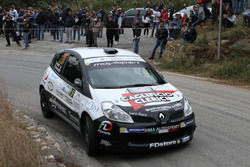 Ivan Ferrarotti, Massimo Bizzocchi, Renault Clio R3 R3C, Movisport