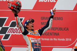 Marc Marquez, Repsol Honda Team racewinnaar