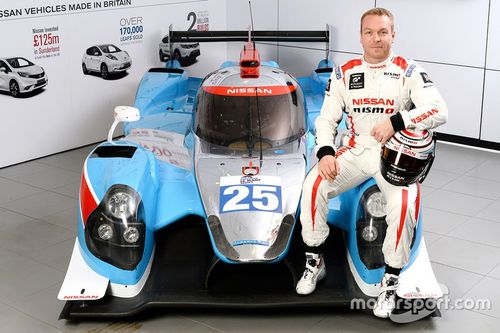 Anuncio Chris Hoy Le Mans
