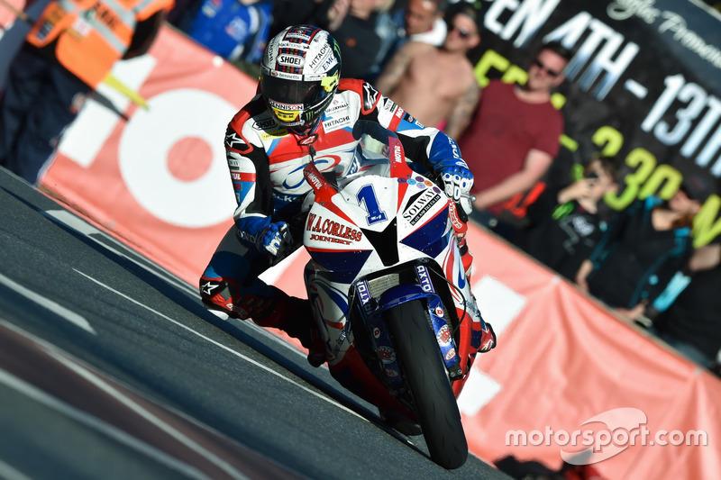 John McGuinness, Honda CBR600RR, SSP