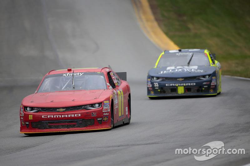 Ryan Preece, JD Motorsports Chevrolet