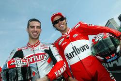 Marco Melandri, Fortuna Yamaha Team, Loris Capirossi, Ducati Team